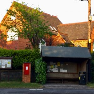 Bus Stop Eastholme